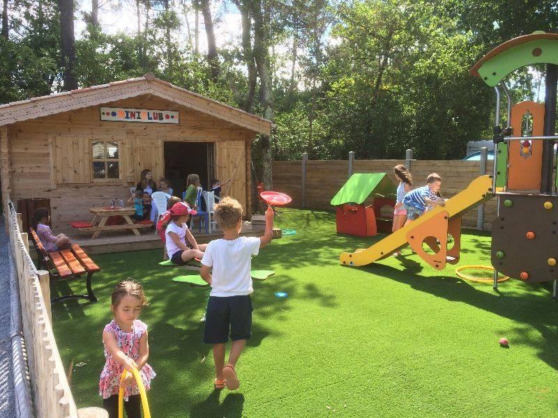 Mini club pour les enfants proche du Cap-ferret et Andernos